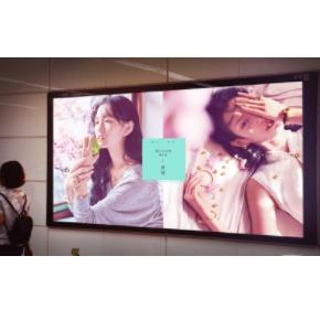 深圳地铁灯箱广告