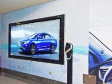 吉利汽车,风潮所向——深圳地铁灯箱广告
