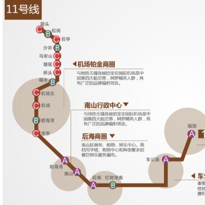 深圳地铁11号线(机场线)