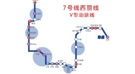 深圳地铁7号线(西丽)