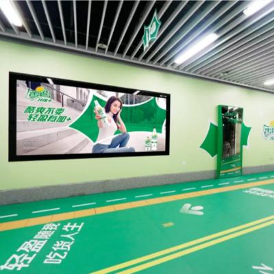 精彩潮饮品深圳地铁广告营销大战,强势汇聚深圳地铁3号线、4号线