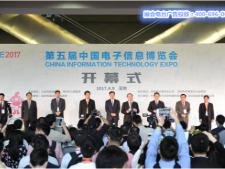 第五届中国电子信息博览会先锋898电台广告案例
