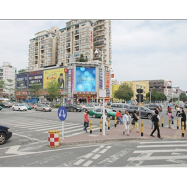 深圳宝安LED广告资源